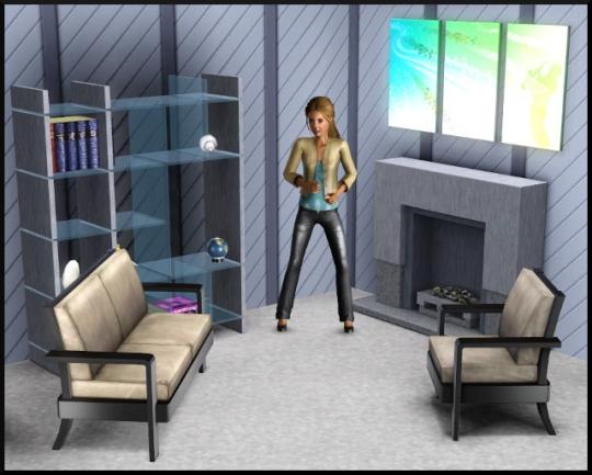 37 sims 3 mode achat construction salon