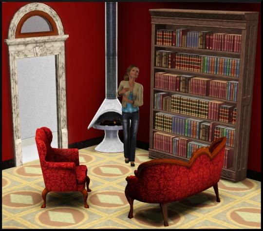 38 sims 3 mode achat construction salon