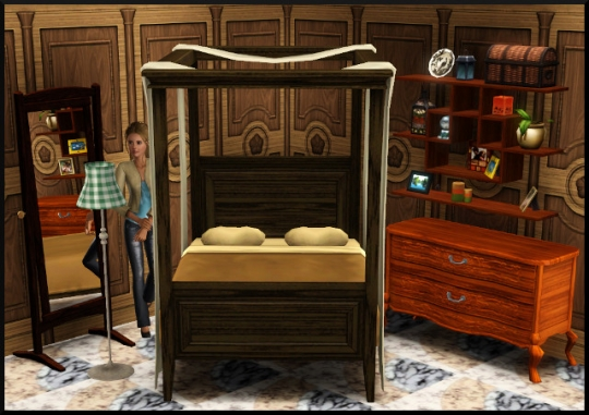 53 sims 3 mode achat construction chambre