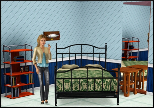 54 sims 3 mode achat construction chambre