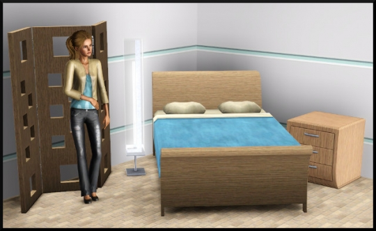 56 sims 3 mode achat construction chambre