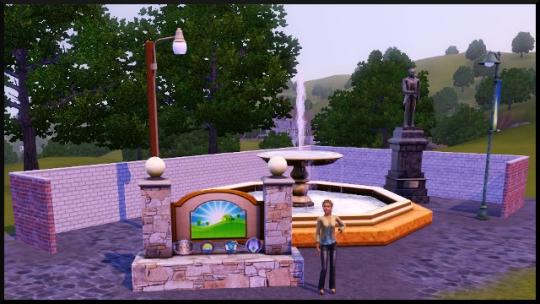 59 sims 3 mode achat construction jardin