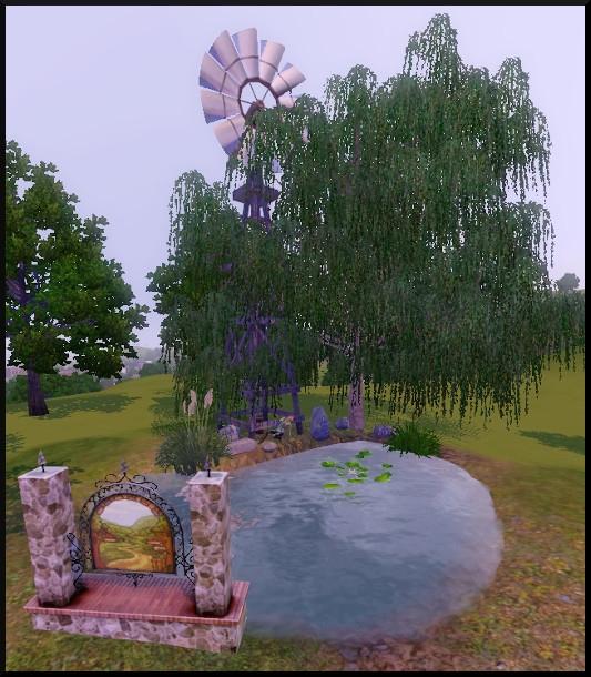 60 sims 3 mode achat construction jardin