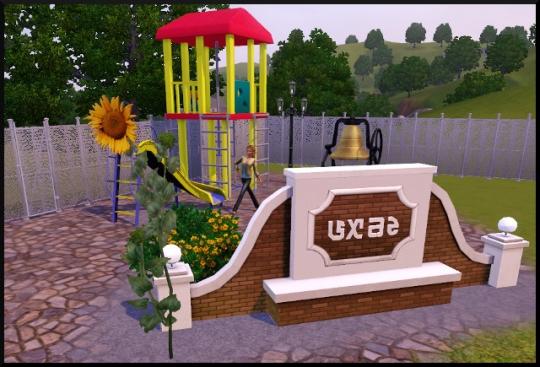 61 sims 3 mode achat construction jardin
