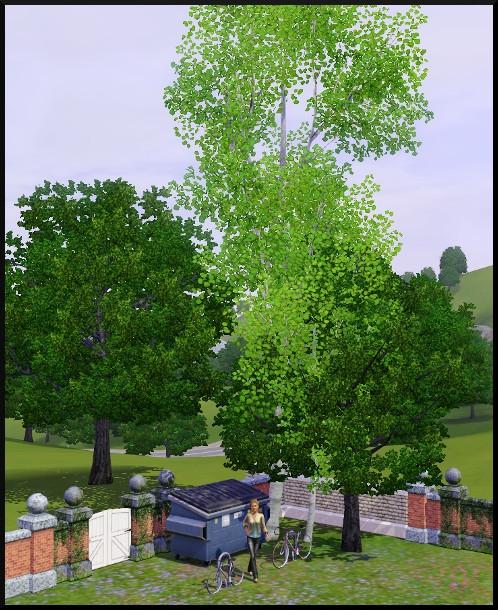 68 sims 3 mode achat construction jardin