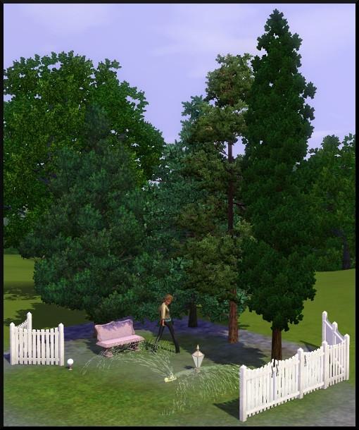71 sims 3 mode achat construction jardin
