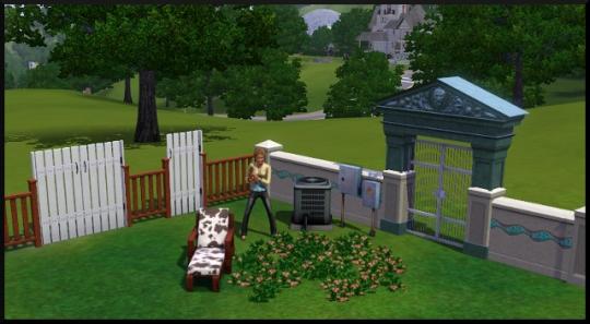 76 sims 3 mode achat construction jardin
