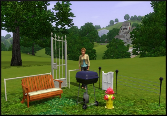 81 sims 3 mode achat construction jardin