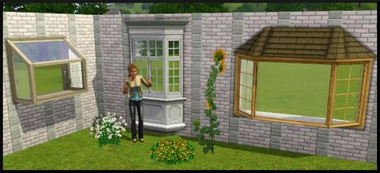 84 sims 3 mode achat construction jardin