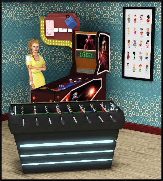4 sims 3 store collection niveau superieur