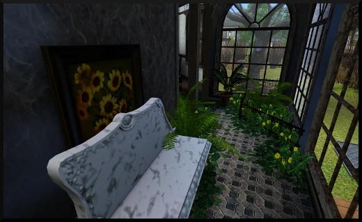 6 1 sims 3 store le manoir centenaire maintenant et autrefois veranda