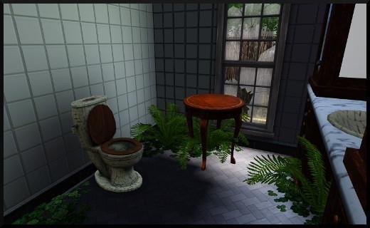 8 1 sims 3 store le manoir centenaire maintenant et autrefois wc