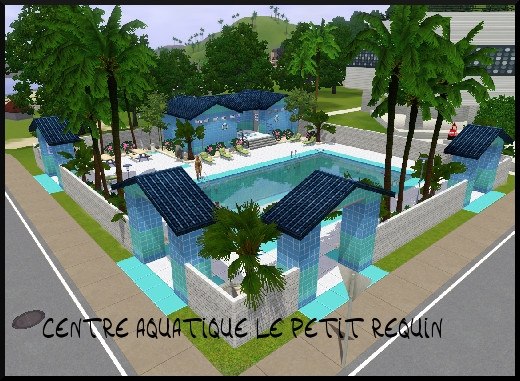 21 sims 3 sunset valley piscine municipale