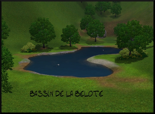 26 sims 3 sunset valley bassin de la belote