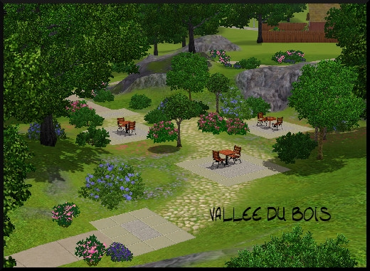 28 sims 3 sunset valley vallee du bois