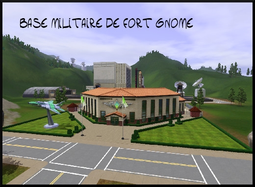 38 sims 3 sunset valley base militaire