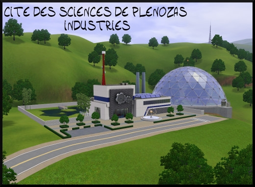 46 sims 3 sunset valley cite des sciences