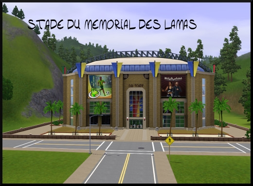 47 sims 3 sunset valley stade lama
