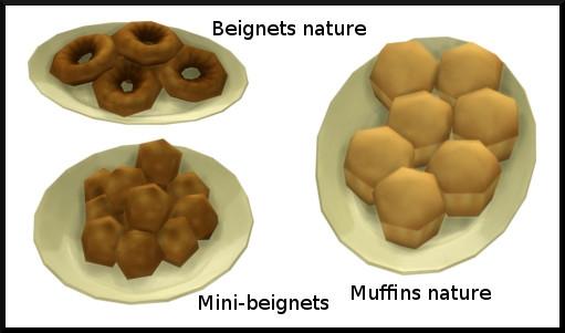 10 sims 4 au travail competence patisserie niveau 1 beignet muffin