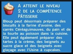 12 sims 4 au travail competence patisserie niveau 2
