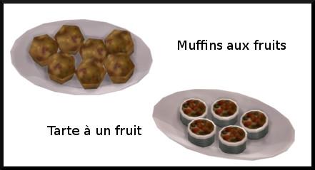 16 sims 4 au travail competence patisserie niveau 3 tarte muffin