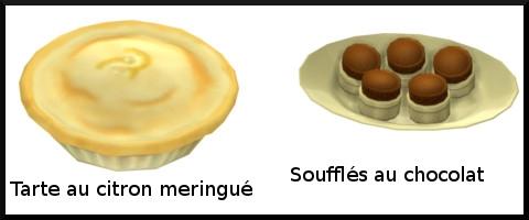 38 sims 4 au travail competence patisserie niveau 9 tarte citron meringuee souffle chocolat