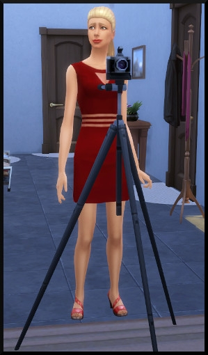 25 sims 4 photographie competence s'occuper du studio photo flash
