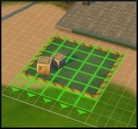 3 sims 4 competence fuseologie taille fusee