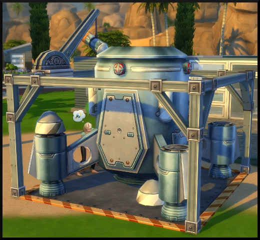 6 sims 4 competence fuseologie construction fusee 1