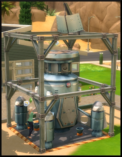 7 sims 4 competence fuseologie construction fusee 2