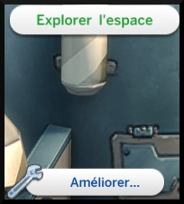 11 sims 4 competence fuseologie fusee  exploration espace amelioration