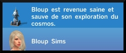 22 sims 4 competence fuseologie fusee message retour