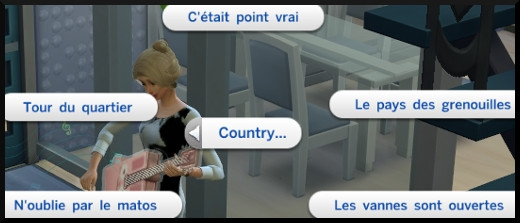 12 sims 4 competence guitare jouer country