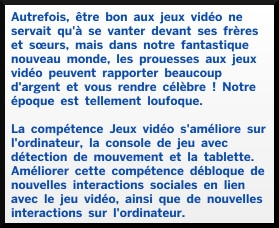 2 sims 4 competence jeux videos description