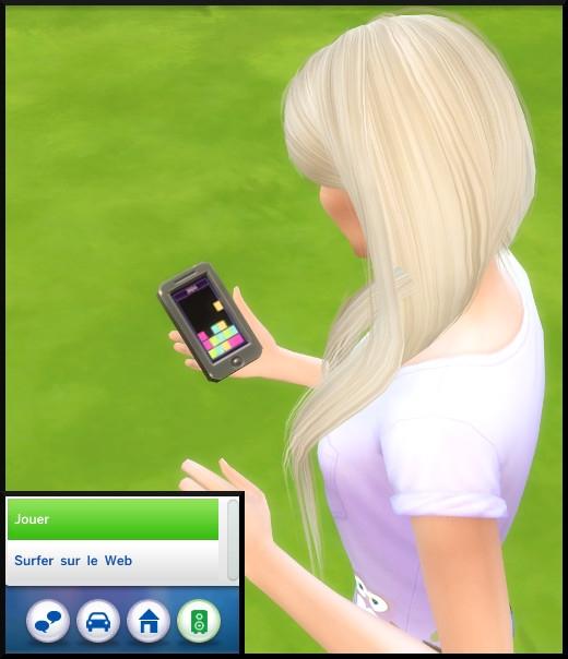 9 sims 4 competence jeux videos jouer téléphone