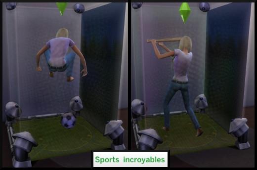 19 sims 4 competence jeux videos sports incroyables tapis jeu