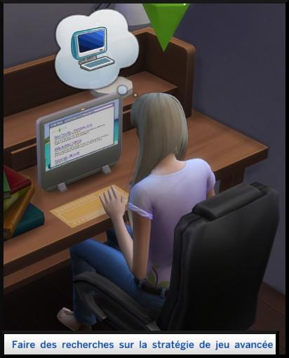 20 sims 4 competence jeux videos recherche strategie jeu ordinateur
