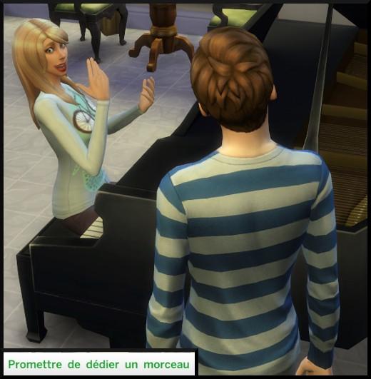 16 sims 4 competence piano interaction promettre de dédier morceau
