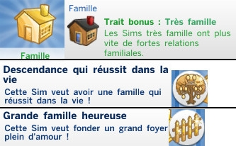 21  sims 4 dem create a sims creer un sims aspiration famille