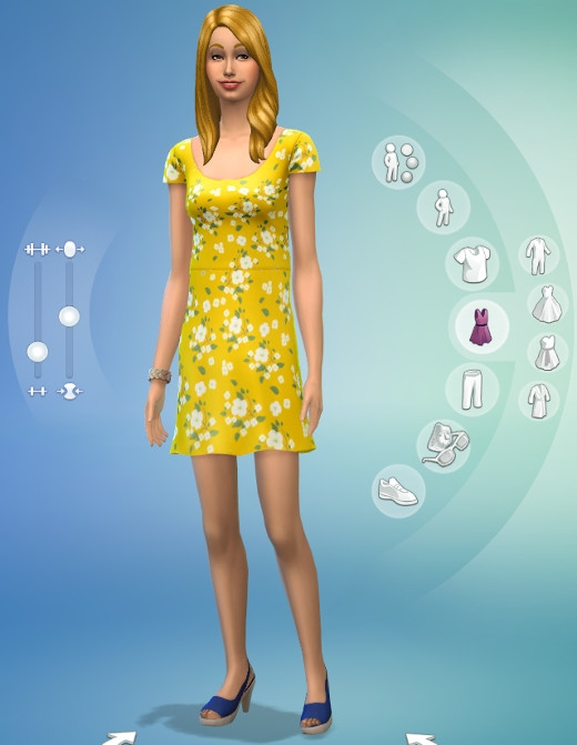 45  sims 4 dem create a sims creer un sims interface vetements