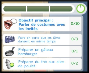 22 sims 4 edition deluxe premium nuit inoubliable fete costumee incognito actions
