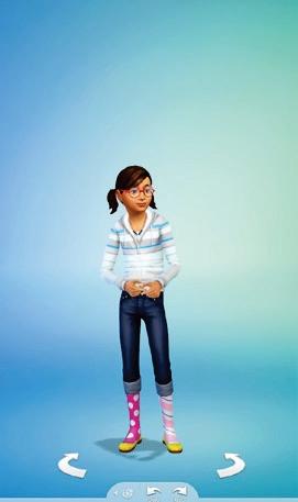 Enfant_Sims_4