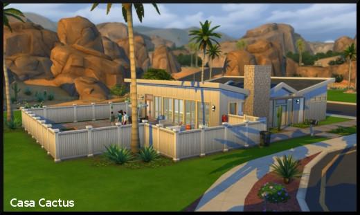 Sims 4 Monde Ville Willow Creek Oasis Spring