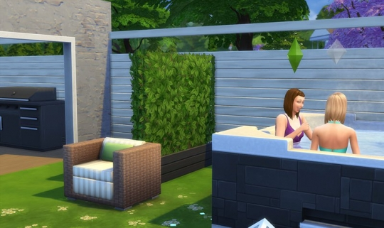 sims 4 ambiance patio coin jacuzzi detente