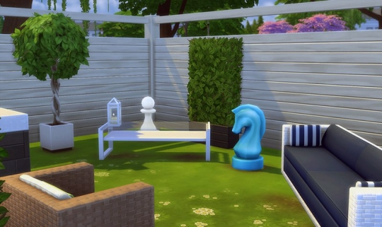 sims 4 ambiance patio coin jacuzzi detente canape