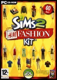 sims 2 kit H&M vêtements mode partenariat