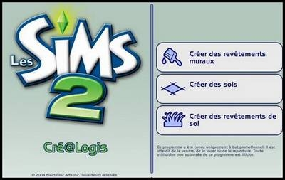 sims 2 crealogis homecrafter