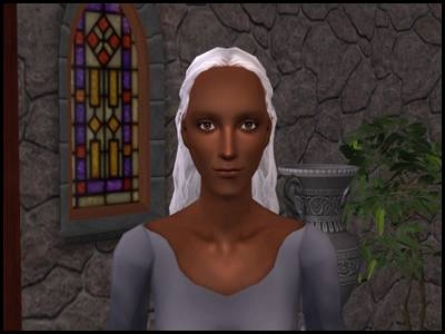 olivia chimère gros plan sims 2 zarbville