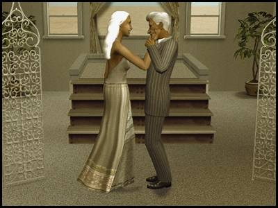 zarbville sims 2 olivia chimère épouse isidore mariage