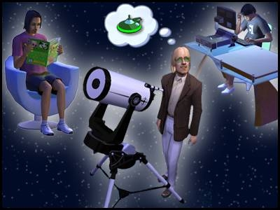 zarbville sims 2 famille lalouche télescope frères